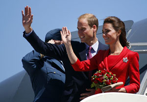 William and Kate (Canadian Press, Rex Features)