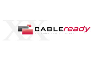 New CABLEready logo