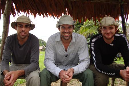 The Jones Boys' Amazon Adventure