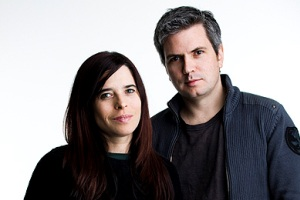 Magical Elves founders Dan Cutforth and Jane Lipsitz