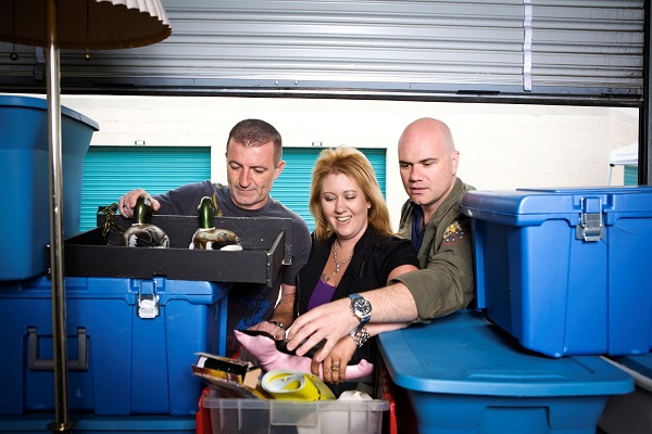 Storage Hunters Target Entertainment