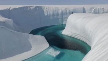 Chasing Ice
