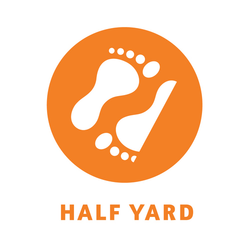 half yard