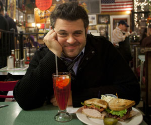 Adam Richman Best Sandwich in America