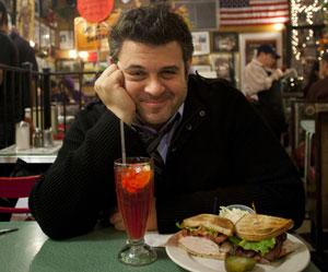 Adam Richman Best Sandwich in America
