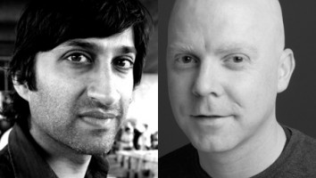 Asif Kapadia (left) and Paul Bell