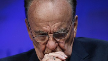 Rupert Murdoch. Picture courtesy of PBS UK