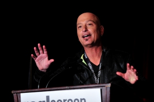 Howie Mandel at the 2012 Realscreen Summit. Photo: Rahoul Ghose