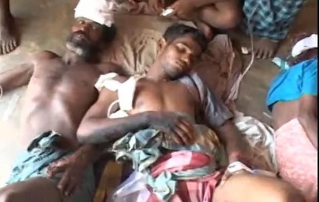 sri lanka killing fields