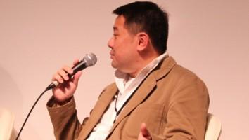 Derek Wong at Asian Side of the Doc 2012.
