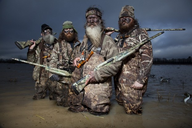 Is 2012 the year of the duck? The producers behind Duck Dynasty , an A