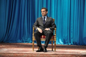 Looking for Nicolas Sarkozy