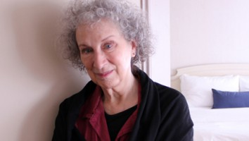 Margaret Atwood. Photo by Adam Benzine