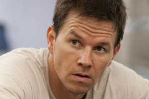 "Mark Wahlberg in ""The Fighter"""