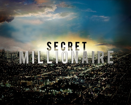 Secret millionaire usa dvd top