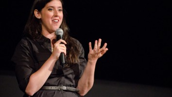 Alison Klayman at Hot Docs 2012. Photo: Hot Docs/Joseph Michael