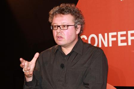Adam Gee at MIPDoc 2012