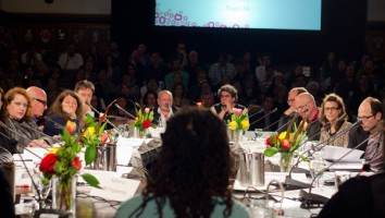 The 2012 Hot Docs Forum in Toronto. Photo by Joseph Michael