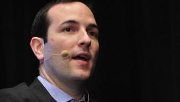 Joe Labracio at the 2012 Realscreen Summit. Picture: Rahoul Ghose