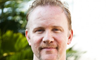 Morgan Spurlock. Photo by Nichon Glerum