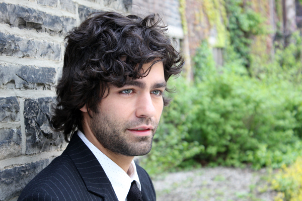 Adrian Grenier. Photo by Adam Benzine