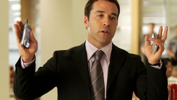 "Fictional agent Ari Gold from HBO series ""Entourage"""