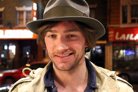 Jay Bulger. Photo by Adam Benzine