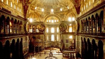 Hagia Sophia in Istanbul (aka Ayasofya)