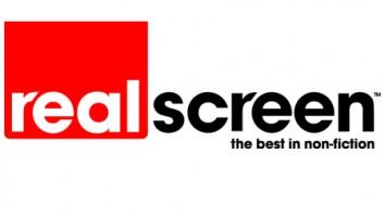 Realscreen Logo 2012