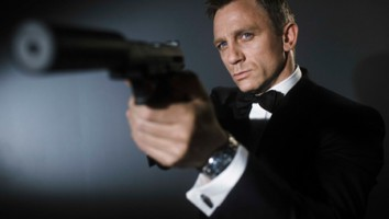 Daniel Craig as James Bond. Image: Sony Pictures