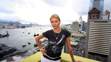 Fashion Avenue with Jodie Kidd