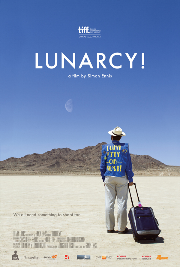 Lunarcy! theatrical poster