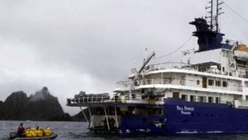 Quark Expeditions' Sea Spirit