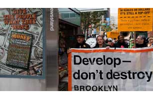Battle for Brooklyn (Photo by Tracy Collins)