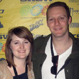 Elizabeth Mims and Jason Tippet