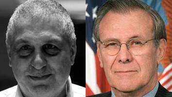 Errol Morris / Donald Rumsfeld