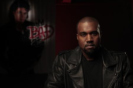 """Kanye West in """"Bad 25"""""""