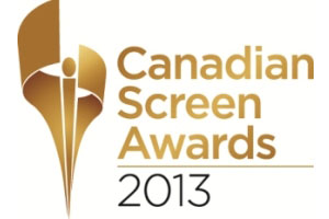 Canadian Screen Awards logo