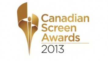 Canadian Screen Awards 2013