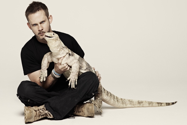 """Wild Things with Dominic Monaghan"" star Dominic Monaghan"