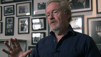 "Sir Ridley Scott in ""Bergman's Video"""
