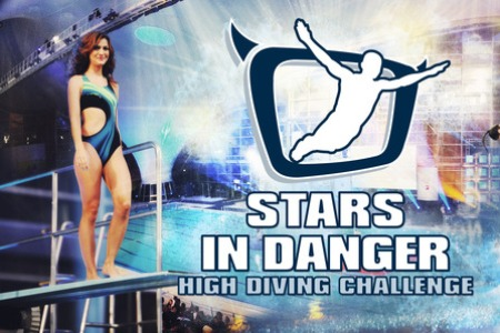Stars in Danger: The High Dive Celebrity Contestants Revealed