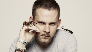 "Dominic Monaghan, star of ""Wild Things with Dominic Monaghan"""