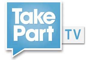 TakePart TV logo