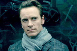 "Michael Fassbender in ""Shame"""