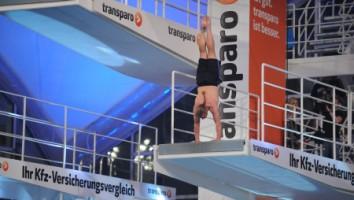 TV TOTAL Turmspringen 2011