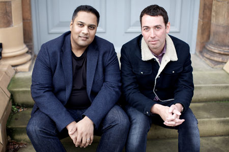 Richard and Krish Me & You Productions