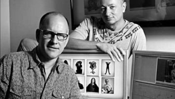IN VOGUE: THE EDITOR'S EYE: (L-R) Randy Barbato and Fenton Bailey Photo Credit: Mathu Andersen/ courtesy HBO