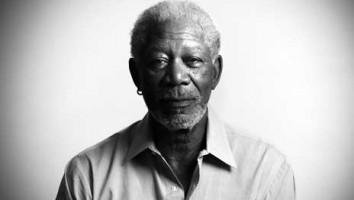 """Morgan Freeman in """"Breaking the Taboo"""""""
