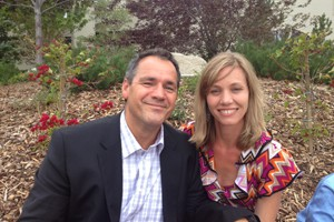 Dean and Christy Melton